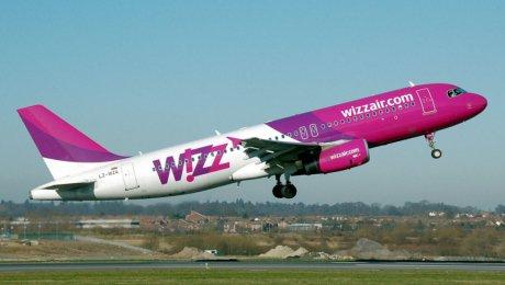 Foto: ALERTĂ! Zboruri anulate de Wizz Air