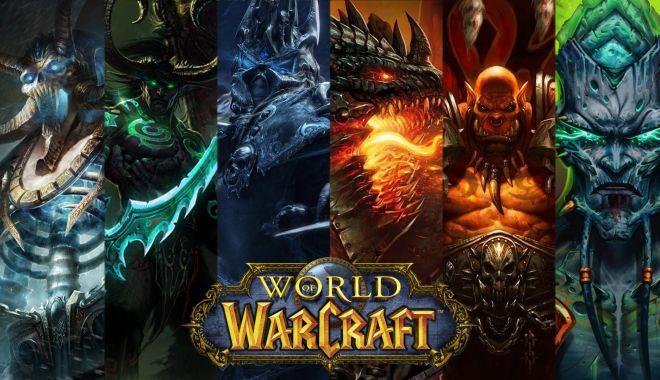 Foto: Un jucător român de World of Warcraft, CONDAMNAT LA ÎNCHISOARE ÎN SUA