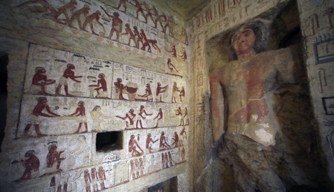 GALERIE FOTO / Primele imagini dintr-un mormânt vechi de 4.400 de ani descoperit recent în Egipt - y2ixnzkzn2vkngzhytq3ndnkytq0mgvm-1545056069.jpg