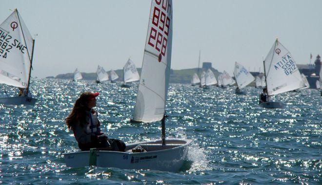 Foto: Yachtingul românesc se poate întoarce la Jocurile Olimpice
