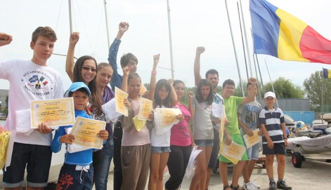 Velierii constănţeni, pe valurile Zilei Marinei Române