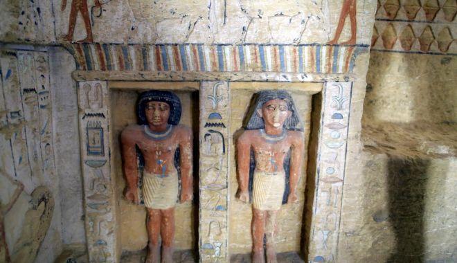 GALERIE FOTO / Primele imagini dintr-un mormânt vechi de 4.400 de ani descoperit recent în Egipt - ymy5mmvjzdy3mtk3ode2ymizogy0mjrj-1545056075.jpg