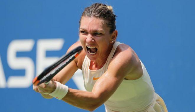 Foto: Simona Halep a abandonat în prima rundă a turneului WTA de la Beijing
