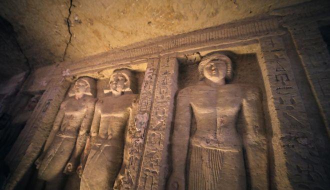 GALERIE FOTO / Primele imagini dintr-un mormânt vechi de 4.400 de ani descoperit recent în Egipt - ytywytmwyzrinja2ymq1mzuxyzaxmjfl-1545056083.jpg