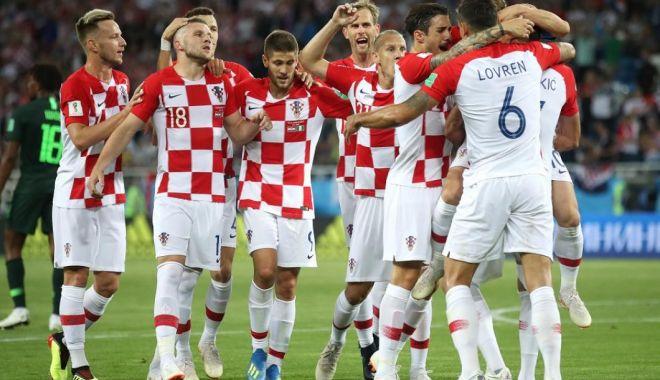 Foto: CM 2018. Croaţii sunt lideri în grupa Argentinei, după prima etapă
