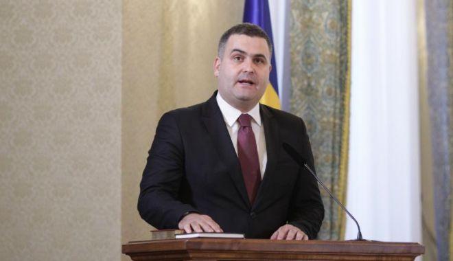 Foto: Prima declarație a ministrului Leș, după ce s-a scris că site-ul MAPN a fost atacat de hackeri