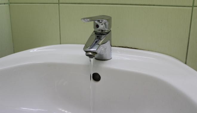 Foto: RAJA. Ce zone din Constanţa nu au presiune la robinete astăzi?