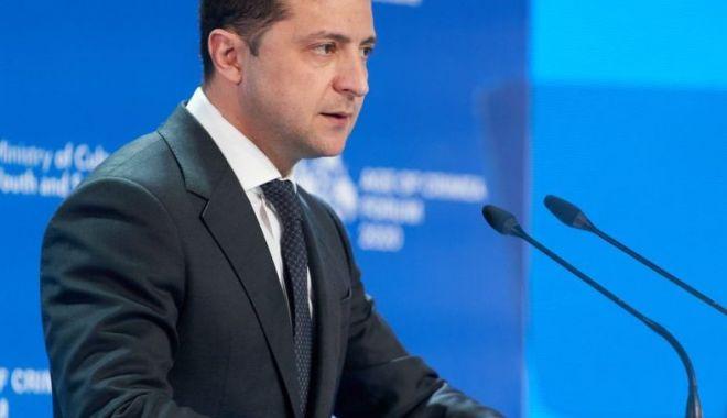 Foto: Zelenski: Ucraina nu va putea recupera Crimeea în viitorul apropiat