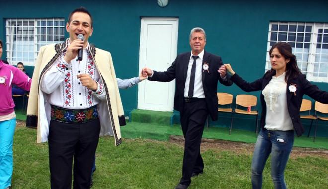 Foto: Galerie FOTO / Zilele comunei, serbate la Mircea Vodă cu cântec, joc şi voie bună