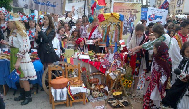 """Foto: """"Zilele Dobrogei"""" - Expoziție de produse, gastronomie și vinuri din Dobrogea"""