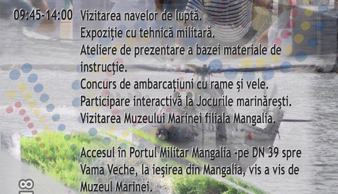 Zile şi seri marinăreşti,  la Mangalia.  Încep manifestările  de Sfânta Maria - zilesinoptimarinaresti-1533915897.jpg