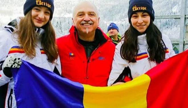 Foto: Ziua şi medalia la Cupa Europei! Bobul tricolor, în mare viteză pe pârtia din Konigssee