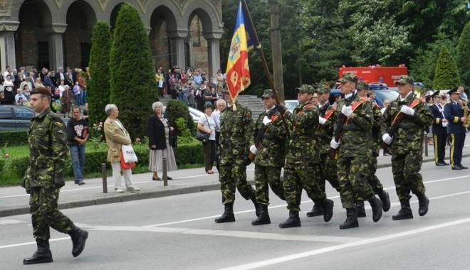 Foto: Ziua Armatei Române, sărbătorită de militari la Maritimo
