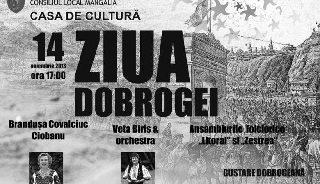 Foto: Ziua Dobrogei, marcată printr-un concert  de Primăria Mangalia