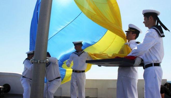 Foto: Eveniment important organizat de Forţele Navale Române, la Constanţa
