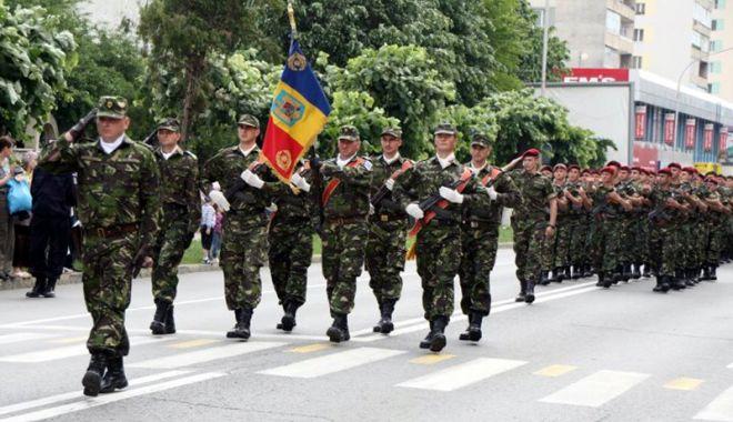 Foto: Ziua Eroilor, serbată şi la Constanţa