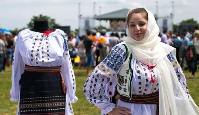 Foto: Ziua iei, sărbătorită în Piaţa Ovidiu