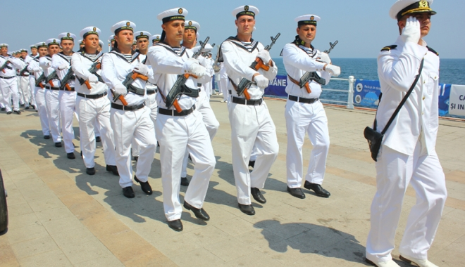 Foto: Ce a pregătit Primăria Mangalia  de Ziua Marinei Române