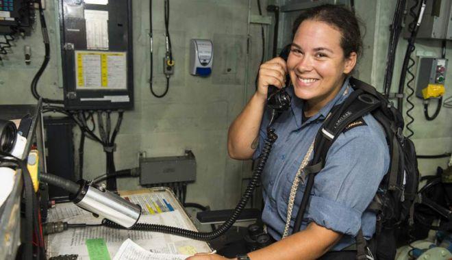 Foto: Ziua Maritimă Mondială din 2019 este dedicată promovării femeilor în shipping