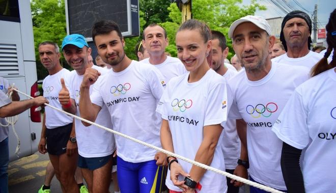 Foto: Galerie foto. Astăzi este sărbătorită Ziua Olimpică