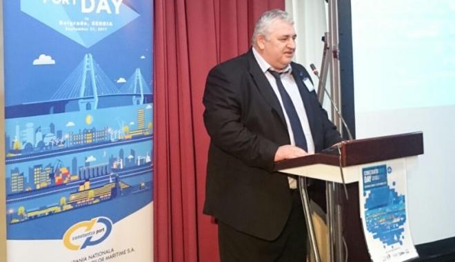 Foto: Ziua Portului Constanța la Belgrad - un eveniment de importanță regională