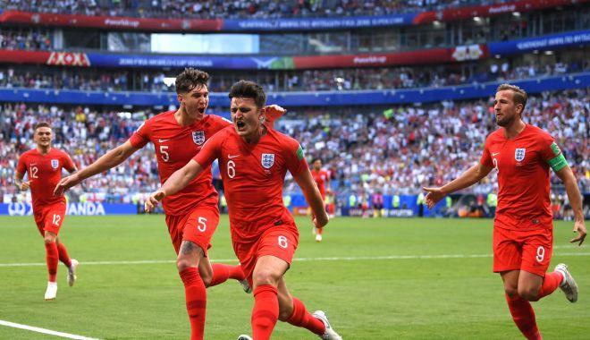 Foto: GALERIE FOTO / CM 2018. Suedia - Anglia 0-2. Englezii sunt în semifinalele Cupei Mondiale, după 28 de ani