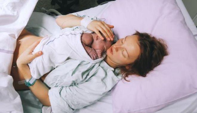 Foto: Premieră medicală. S-a născut primul copil dintr-un uter transplantat de la o femeie decedată