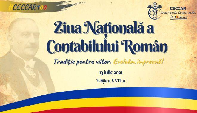 Ziua Națională a Contabilului Român, ediția a XVII-a. Centenarul profesiei contabile reglementate în România - zncr13iulie2021-1624008057.jpg