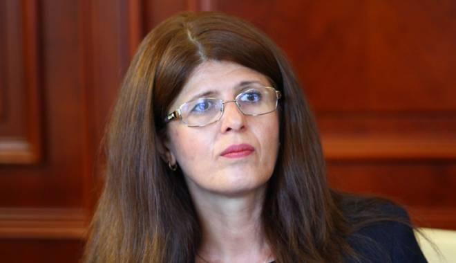 Gabriela Bucovală a preluat hăţurile ISJ Constanţa. Ce priorităţi are noul