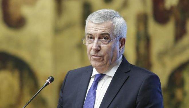 Foto: Călin Popescu Tăriceanu, decizie de ultima oră în privinţa candidaturi la prezidenţiale