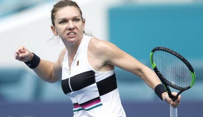 Foto: Simona Halep a urcat în clasamentul WTA