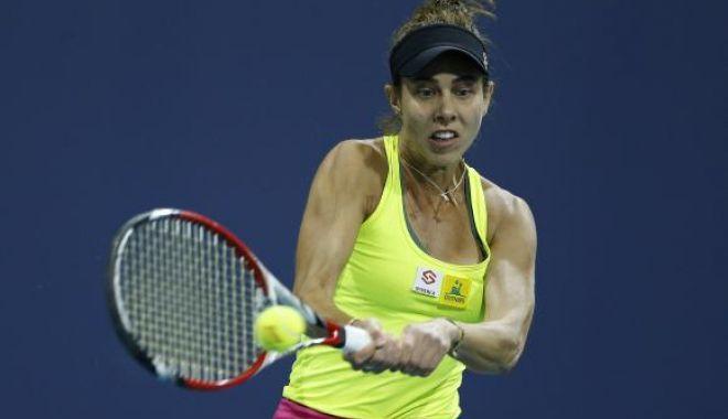 Foto: Mihaela Buzărnescu a fost eliminată în turul doi la Mutua Madrid Open 2019
