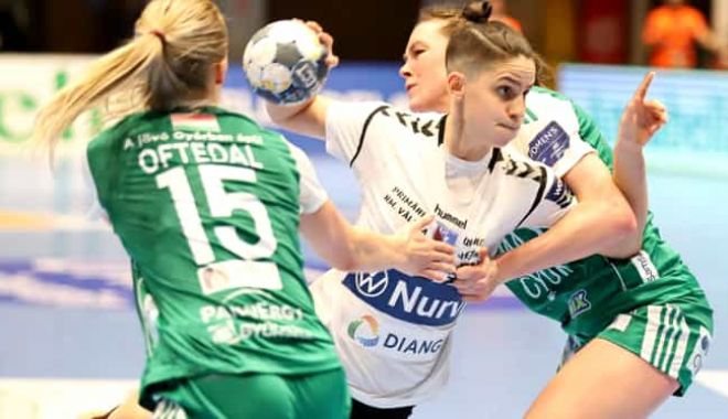 Handbal feminin / SCM Râmnicu Vâlcea, învinsă de Gyor în Liga Campionilor - zzvalceagyor24scalede16029353614-1602958117.jpg