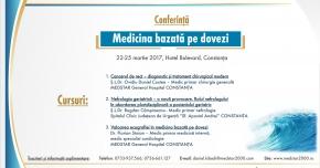 MEDSTAR General Hospital vă invită la conferinţa