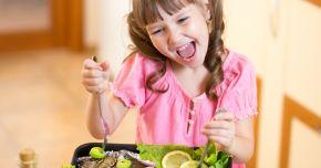Introduceţi peştele în alimentaţia copiilor!