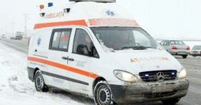 Un alt bolnav a fost transportat cu elicopterul la Bucureşti