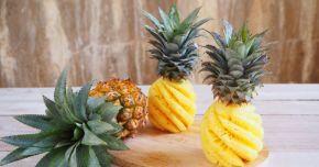 De ce vă ajută ananasul să slăbiți