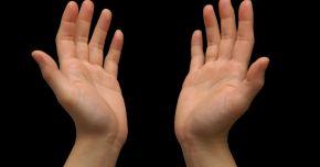 Aspectul mâinilor poate prevesti cancerul