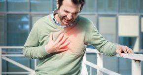 Atacul de cord debutează cu dureri în piept