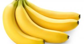 Bananele ne fac fericiţi, ajută digestia şi ne feresc de ulcer