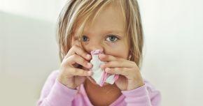 Bronşiolita are simptome asemănătoare cu gripa