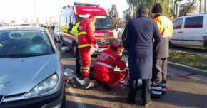 ACCIDENT RUTIER MORTAL / Femeie izbită în plin pe trecerea de pietoni, aruncată 10 metri în aer. Ce le-a spus şoferul vinovat poliţiştilor