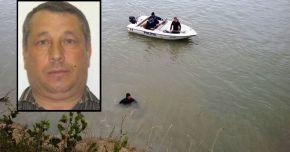 FOTO! El este bărbatul căutat în Dunăre! Ar fi căzut de pe o barjă, la Cernavodă