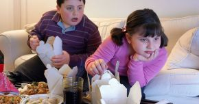 Copiii supraponderali ar putea avea deficit de fier