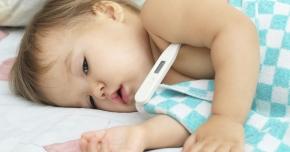 Cum se manifestă pneumonia la copiii mici