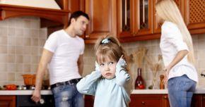 Evitați să implicați copiii în conflictele din cuplu