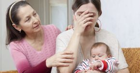 Nu vă speriaţi! Depresia postpartum se poate trata