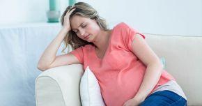 Mare atenție la sarcină! Graviditatea poate aduce depresie
