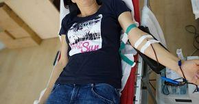 Este nevoie de sânge. Donaţi pentru semenii voştri!