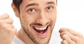 Folosiți ața dentară ? Este singura care înlătură bacteriile dintre dinți